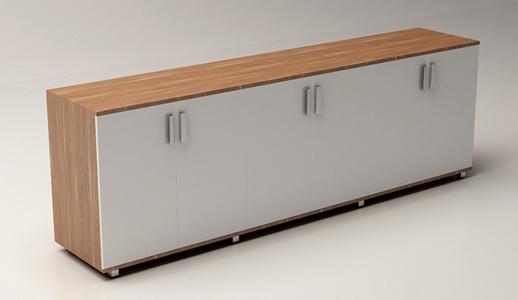 Tủ Tài Liệu PC-1680-W 3