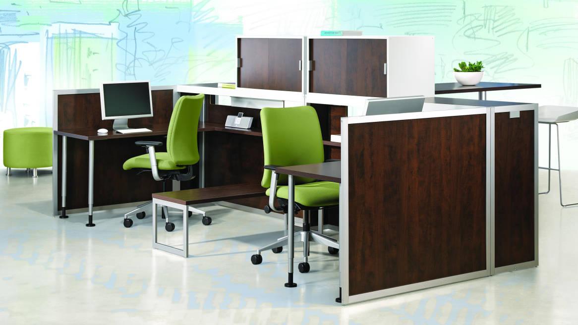 Cách sắp xếp, bố cục nội thất văn phòng làm việc