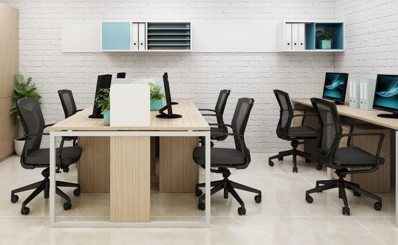 Cách chọn ghế ngồi văn phòng hợp thẩm mỹ