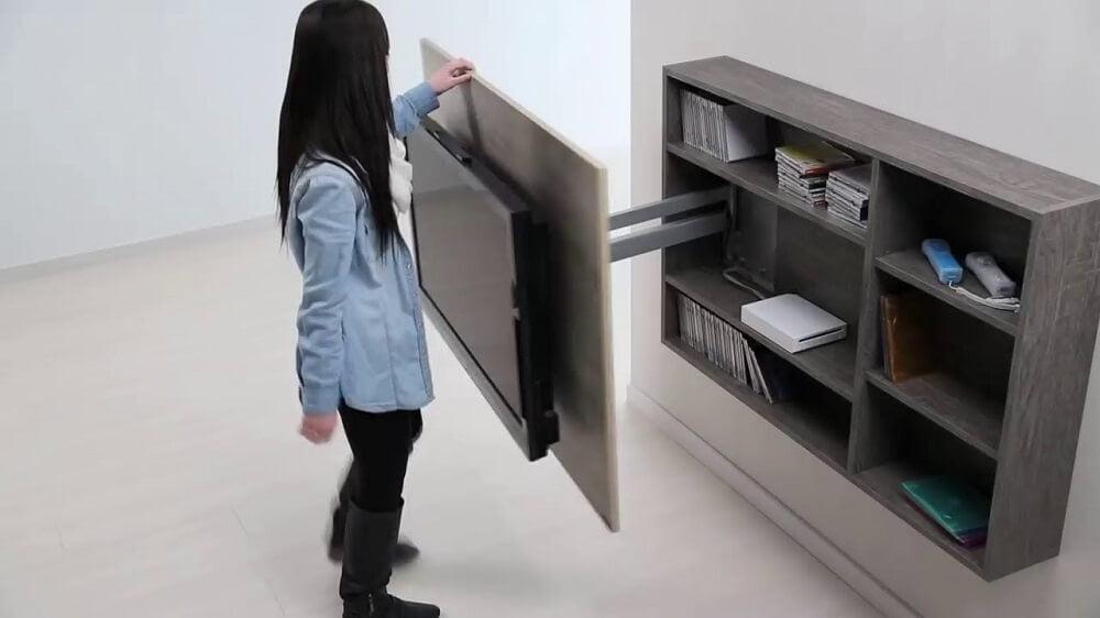 Sử dụng các đồ nội thất thông minh