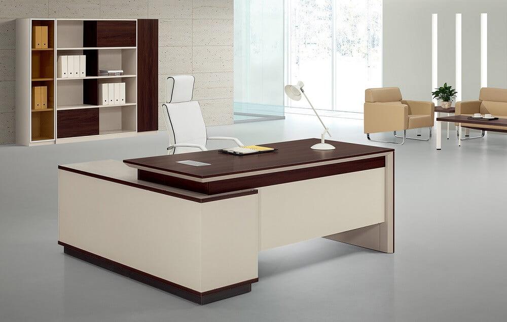 Nội thất văn phòng điều hành (phòng giám đốc)