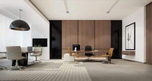 Các phong cách thiết kế phòng làm việc giám đốc đẹp và nổi bật