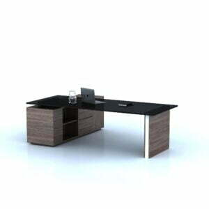 6 ưu điểm của bàn làm việc bằng gỗ công nghiệp